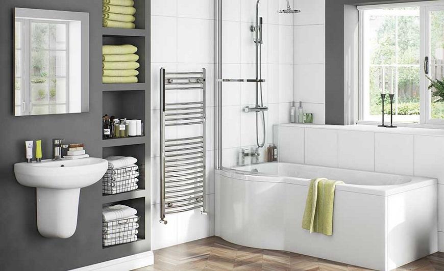 Come organizzare il tuo arredamento bagno milano